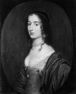Elizabeth, Princess Palatine by Gerrit van Honthors